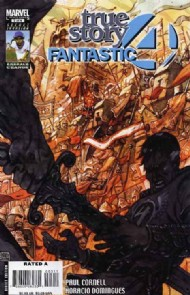 Fantastic Four: True Story 2008 - 2009 #3