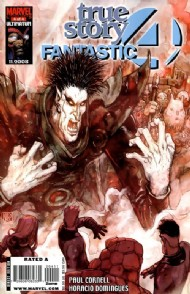 Fantastic Four: True Story 2008 - 2009 #4