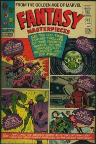 Fantasy Masterpieces (1st Series) 1966 - 1967 #1