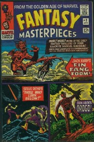 Fantasy Masterpieces (1st Series) 1966 - 1967 #2