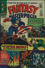 Fantasy Masterpieces (1st Series) 1966 - 1967 #3