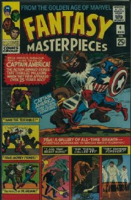 Fantasy Masterpieces (1st Series) 1966 - 1967 #4