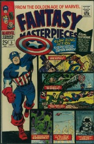 Fantasy Masterpieces (1st Series) 1966 - 1967 #5