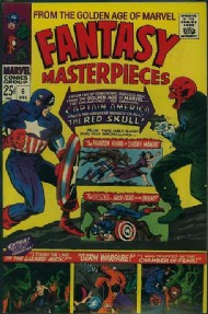 Fantasy Masterpieces (1st Series) 1966 - 1967 #6