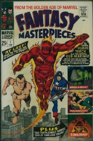 Fantasy Masterpieces (1st Series) 1966 - 1967 #7