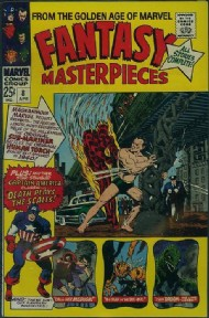 Fantasy Masterpieces (1st Series) 1966 - 1967 #8