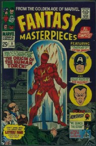 Fantasy Masterpieces (1st Series) 1966 - 1967 #9