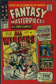 Fantasy Masterpieces (1st Series) 1966 - 1967 #10