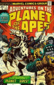 Adventures on the Planet of the Apes 1975 - 1976 #1