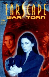 Farscape: War Torn 2002 #2
