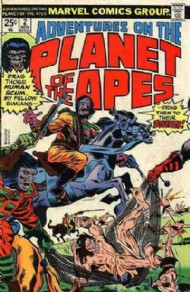 Adventures on the Planet of the Apes 1975 - 1976 #2