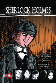 Sherlock Holmes: the Painful Predicament of Alice Faulkner 2011 #1