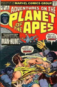 Adventures on the Planet of the Apes 1975 - 1976 #3