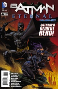Batman Eternal 2014 - 2015 #42