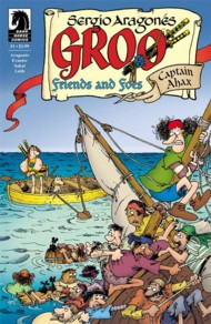 Groo: Friends and Foes 2014- #1