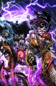 Infinite Crisis: Fight for the Multiverse 2014 #7