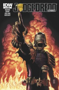 Judge Dredd Classics: The Dark Judges  #1