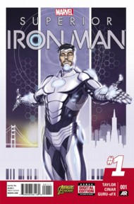 Superior Iron Man 2014-2015 #1