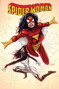 Spider-woman (5th Series) 2014-2015 #1