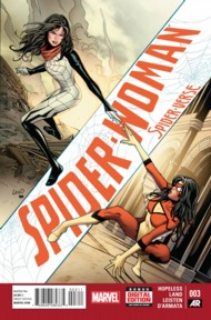 Spider-woman (5th Series) 2014-2015 #3