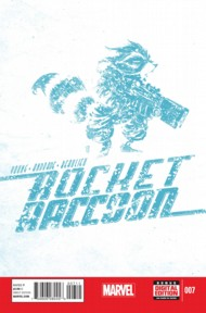 Rocket Raccoon 2014 #7