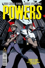 Powers (4th Series) 2015- #1