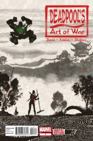 Deadpool's Art of War  #3