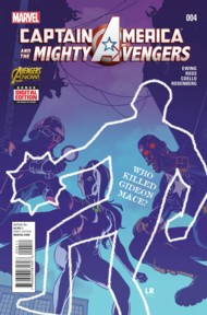 Captain America and the Mighty Avengers 2014-2015 #4