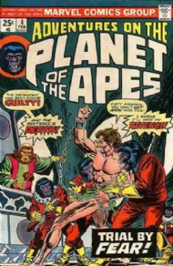 Adventures on the Planet of the Apes 1975 - 1976 #4