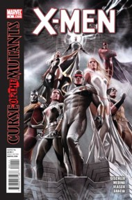 X-Men: Curse of the Mutants 2010 - 2011 #1