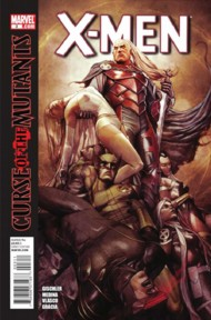 X-Men: Curse of the Mutants 2010 - 2011 #3