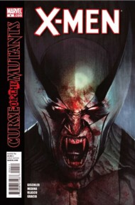 X-Men: Curse of the Mutants 2010 - 2011 #4