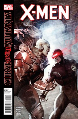 X-Men: Curse of the Mutants #6