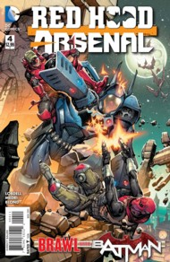 Red Hood/Arsenal  #4