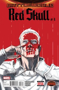 Red Skull (2nd Series) 2015 #3