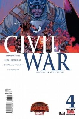 Civil War (2nd Series) #4