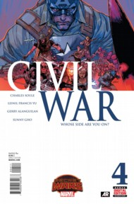 Civil War (2nd Series) 2015 #4