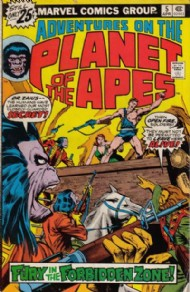 Adventures on the Planet of the Apes 1975 - 1976 #5