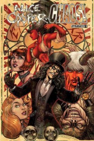 Alice Cooper Vs. Chaos!  #1