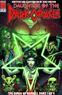 Daughters of the Dark Oracle: The Curse of Ragdoll #1