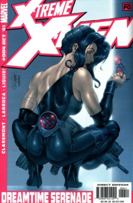 X-Treme X-Men (1st Series) #4