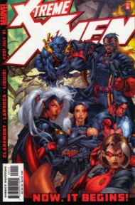 X-Treme X-Men (1st Series) 2001-2004 #1