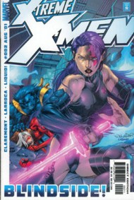 X-Treme X-Men (1st Series) 2001-2004 #2