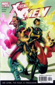 X-Treme X-Men (1st Series) 2001-2004 #30