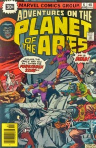 Adventures on the Planet of the Apes 1975 - 1976 #6