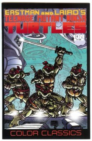 Teenage Mutant Ninja Turtles Color Classics (First Series) 2012-2013 #4