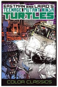 Teenage Mutant Ninja Turtles Color Classics (First Series) 2012-2013 #3