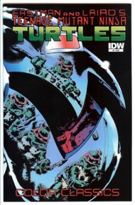 Teenage Mutant Ninja Turtles Color Classics (First Series) 2012-2013 #2
