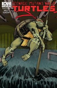 Teenage Mutant Ninja Turtles (IDW) 2011- #1