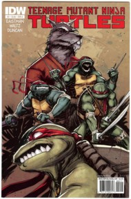 Teenage Mutant Ninja Turtles (IDW) 2011- #2